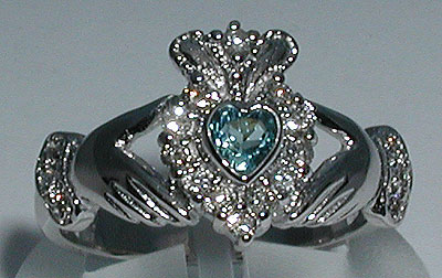 where to buy cheap claddagh rings in los angeles